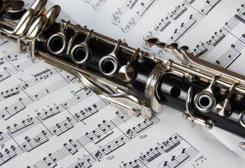 ¿Cuál es el clarinete? tipos de clarinetes