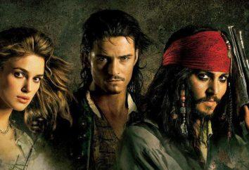 "Breve historia e invitó a los actores: ""Piratas del Caribe: El cofre del hombre muerto"""