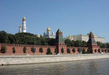 Lista de los ríos de Moscú: Neglinnaya, río Moscú, Yauza