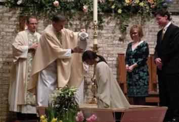 Il battesimo di un adulto: perché e come