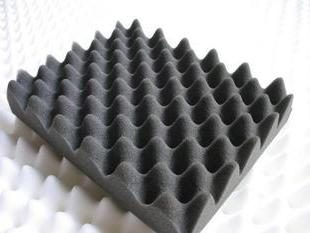 Schallabsorption: Schallabsorptionskoeffizienten. Schallabsorptionsmaterialien: Tabelle
