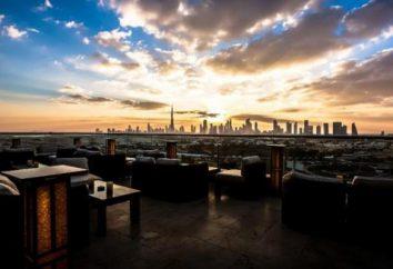 12 restaurantes Dubai com vistas deslumbrantes