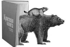 Czerwona Księga regionie Kostroma: zwierzęta i rośliny
