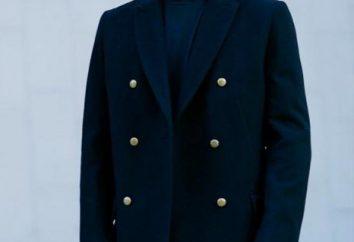 Formas capa de masculino y femenino. Tipos de tejidos para abrigos