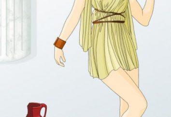 Filha de Zeus, ou jovem e bela senhora de Olympus