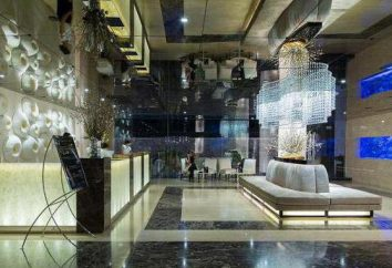 Hotel Centara Grand Phratamnak Pattaya 5 * (Thaïlande / Pattaya): commentaires, chambres d'hôtes et commentaires