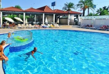 """""""Mirabell"""" – hotel (Turquia): umas férias econômico no Mar Mediterrâneo"""
