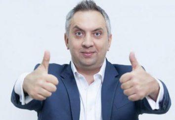 Parabellum Andrey, ein Business-Coach: Biografie
