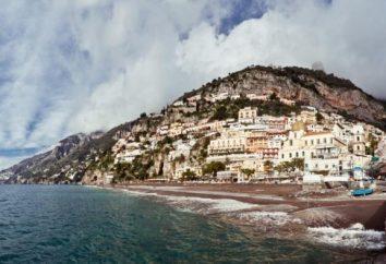 Betrachten Sie die wichtigsten Orte in Italien