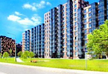 """Kompleks mieszkalny """"Wiosna"""" Aprelevka: adres, budowniczy, opinie Photo Apartments"""