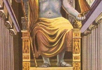 Statua di Zeus – la terza meraviglia del mondo