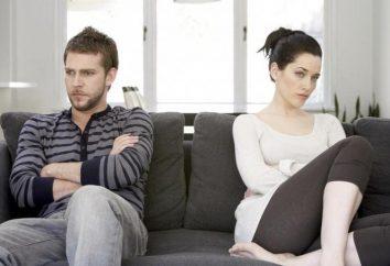 Unempfindlich Mann. Das Problem der Beziehung des Ohnmächtigen zu anderen: Ursachen