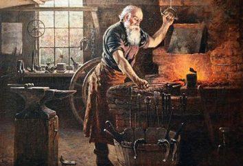 Antigos Rus: artesanato, seus tipos, o desenvolvimento de