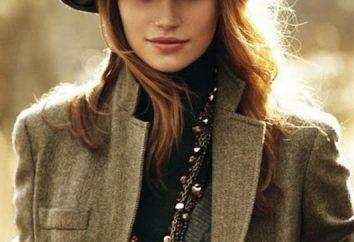 Elegante sombrero de fieltro – un elemento universal del armario