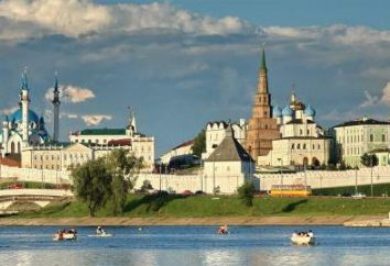 Kazan Kremlin, Tatarien: Beschreibung, Geschichte, Architektur