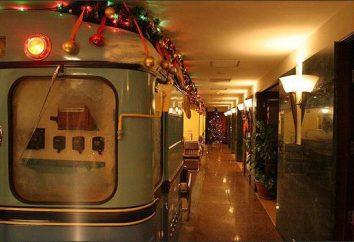 """W restauracji """"Metro"""": opinie, zdjęcia, adres, menu"""