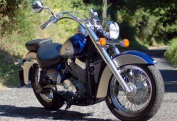 Honda Shadow 750. Descripción y características