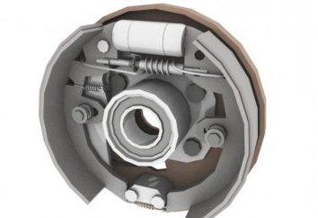 Comment le tambour de frein fait, et ce qui est pour?