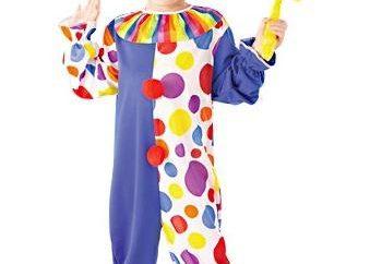 Mistrz kostium klauna na Sylwestra i nie tylko