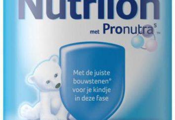 """Sucha formuła mleka """"Nutrilon hipoalergiczny 2"""""""