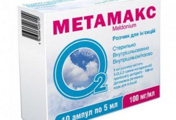 """""""MetaMax"""" em ampolas: instruções de utilização. Teste, Preço, análogos"""