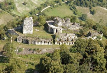 Anakopia Fortezza Abkhazia (New Athos): descrizione, la storia