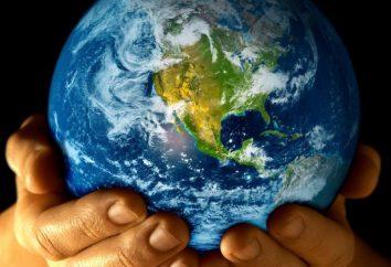 Los recursos biológicos del mundo y su protección. Lo que es los recursos biológicos