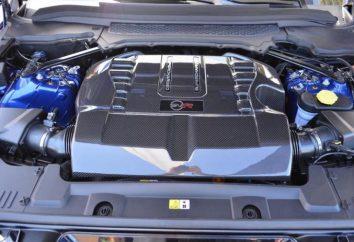 """Dlaczego Land Rover Range Rover Sport SVR nazywa się """"niebieski nosorożca?"""""""