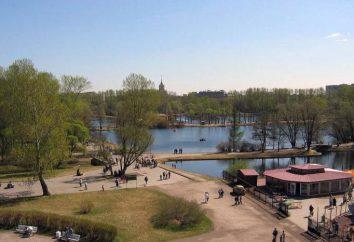 St. Petersburg, Moskau Victory Park: Foto, Adresse, Veranstaltungen