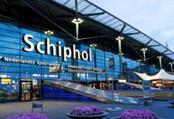 Aeropuerto de Schiphol – un lugar de vacaciones favorito de los habitantes de Ámsterdam