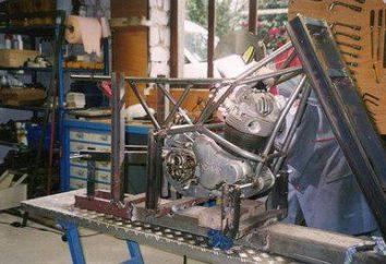 Domowe Porady Motocykl na produkcji. Jak zrobić rower z rąk?