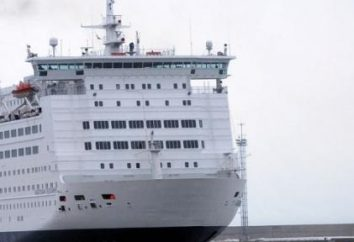 Ferry « Anastasia » – une occasion en or de voir l'Europe