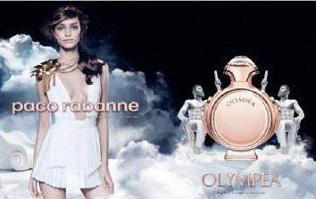 Perfume Paco Rabanne Olympia: comentários e descrição