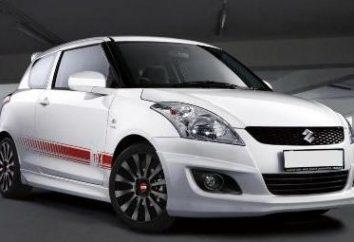Suzuki Swift – kompaktes Auto mit einem geräumigen Innenraum