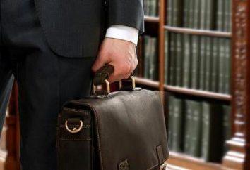 Pełnomocnictwo do sądu przez osobę prawną: wzorzec, czas trwania i cechy preparatu