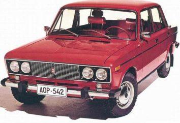 """""""Ziguli-6"""" – przegląd samochodu Łada 2106"""