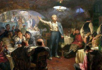 Trinken Betriebe in Russland