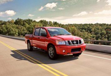 Nissan Titan – zwłaszcza dla silnych mężczyzn