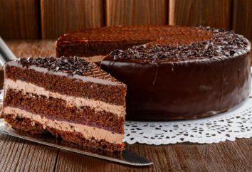 Prague gâteau de Alla Kovalchuk: Recette