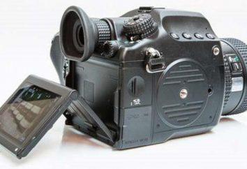 Kamera Pentax 645Z: Eigenschaften und Bewertungen