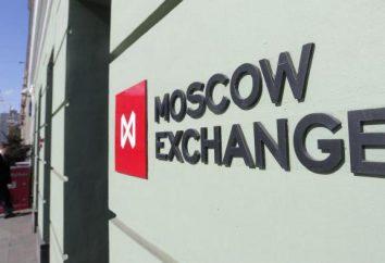 Moscou Stock Exchange: la plate-forme de négociation caractéristique