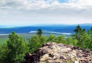 Montagna Volciha: dove si trova la descrizione
