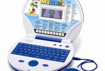 Dziecko Komputer: oznaczenie, opis zabawki