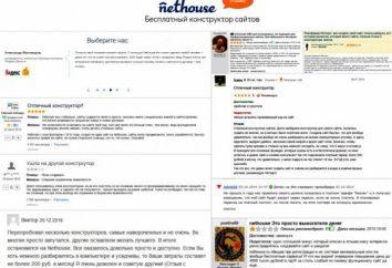 Nethouse constructeur de sites: critiques