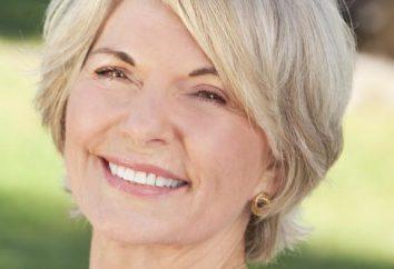 Coupes de cheveux pour les femmes après 40 ans. options pour les coiffures