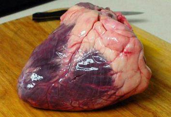 Come cucinare cotolette di cuore di bue?