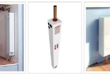 Que características têm caldeiras elétricas?