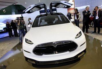 Tesla Model X lub technologię przyszłości