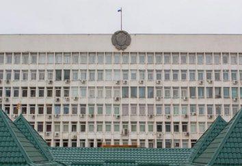 ¿Cuántos distritos federales hay en Rusia y para qué están destinados?