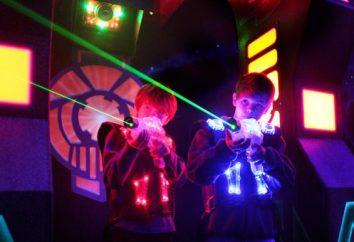 Qu'est-ce que le laser tag? Caractéristiques et différences avec les autres jeux de guerre
